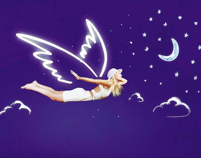 Skontaktuj się z aniołem... we śnie!