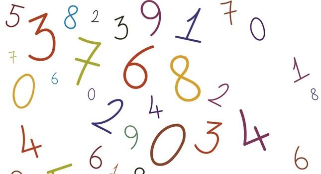 Wróżba: sekretne znaczenie cyfr!