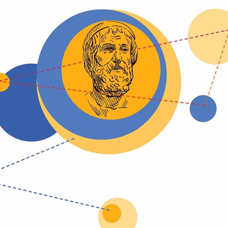 pitagoras, wróżba Pitagorasa, koło Pitagorasa