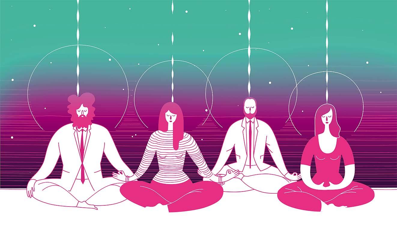 medytacja, zazen
