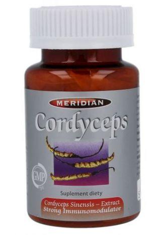Cordyceps 60kaps. MERIDIAN