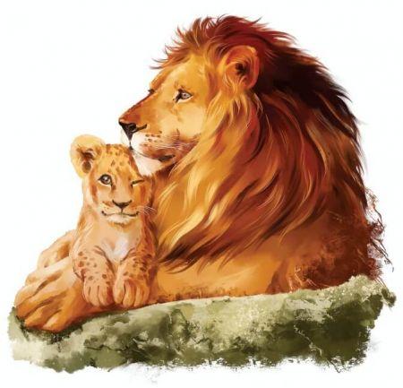 typ osobowości, sen, lew