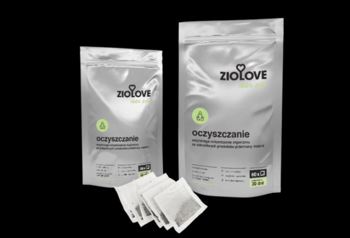 Ziolove Oczyszczanie – herbatka ziołowa