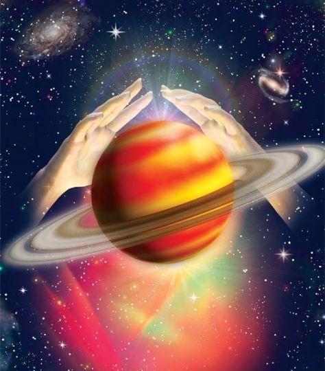 Cykl Saturna, czyli jak żyć