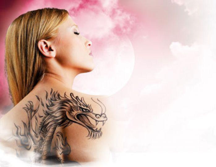 Magiczne Znaczenie Tatuażu Astromagia