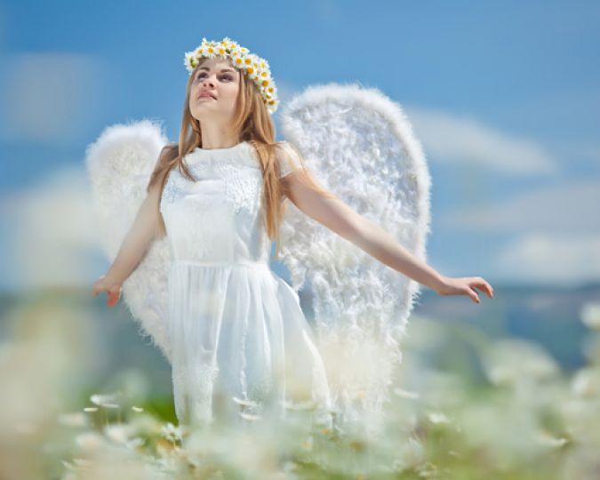 Sny o aniołach