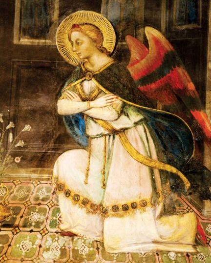znaki zodiaku, anioły, Gabriel, ezosfera