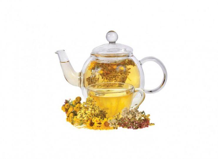 zioła, zdrowie, herbata, zielnik, miesiączka, PMS, okres, skurcze