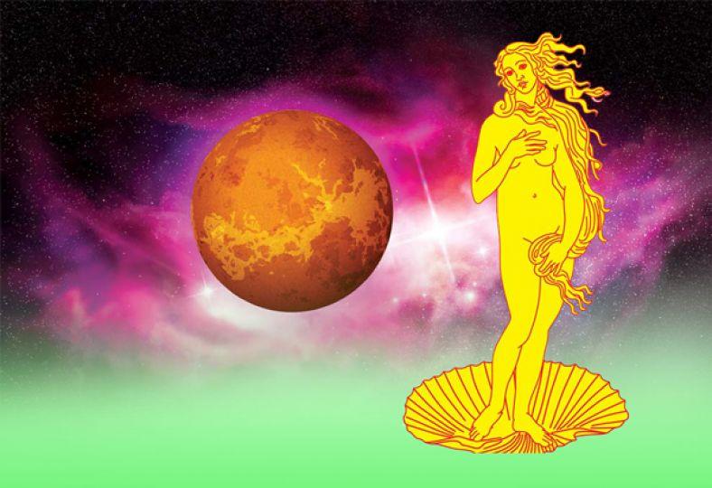 Magiczny taniec Wenus