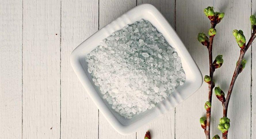 Magiczne zabiegi z solą