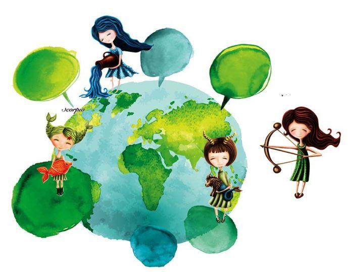 Ekologiczny zodiak