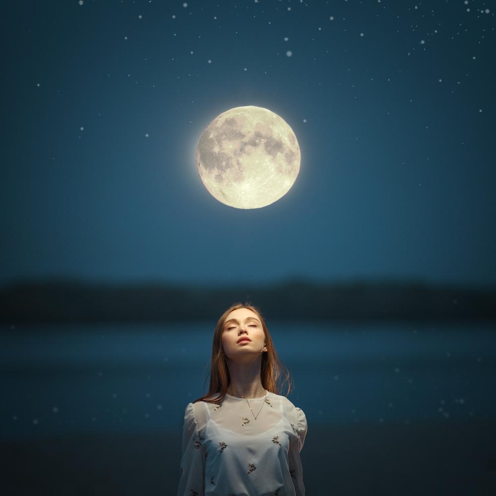 Wykąp się w blasku Księżyca!