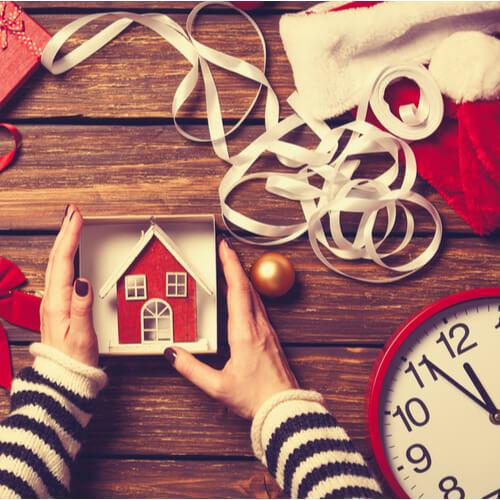 Przygotuj swój dom na święta. Niech zapanuje w nim dobra energia.
