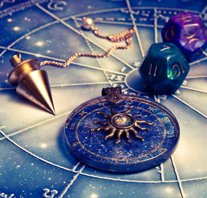 wahadełko, horoskop