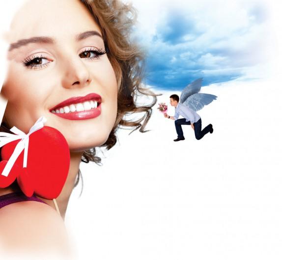 Walentynkowa magia serc