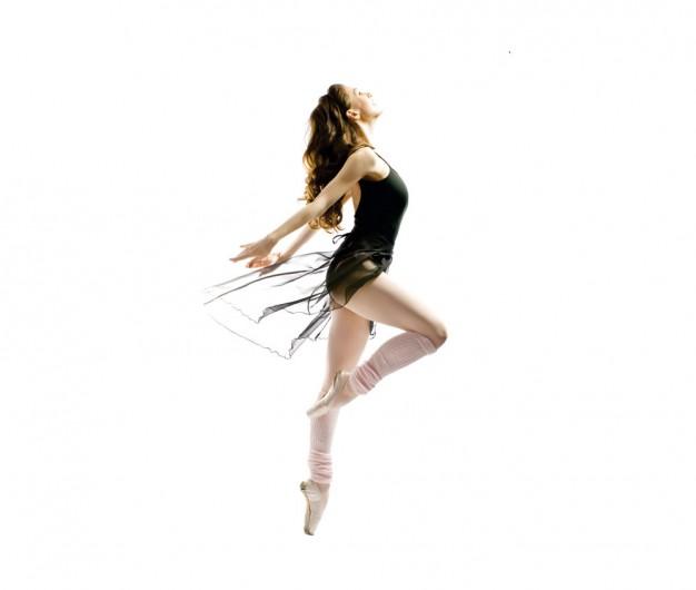 Taniec w pięciu rytmach