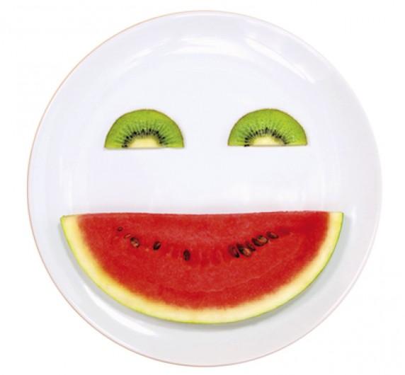 Dobre jedzenie uszczęśliwia