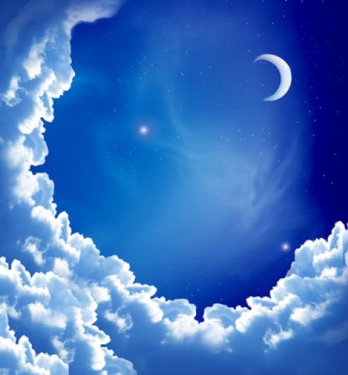 Spokojny Księżyc