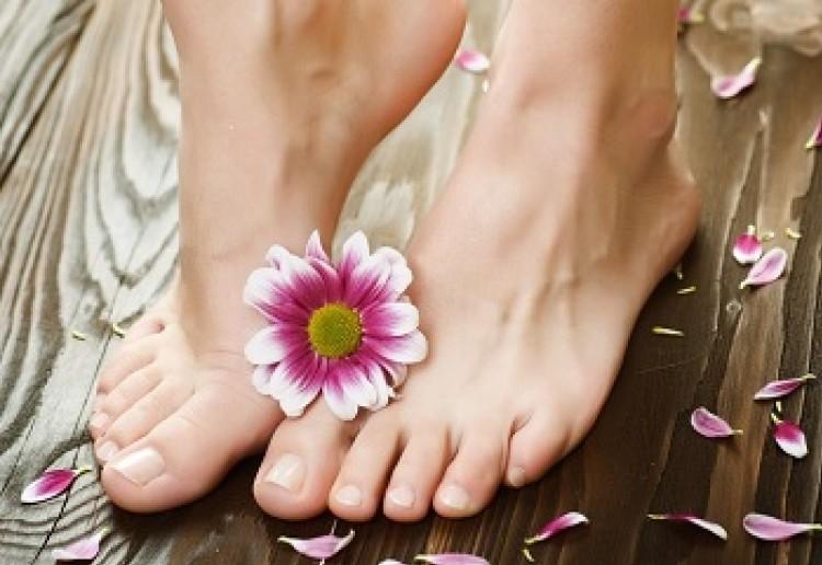 Zdrowie ukryte w stopach