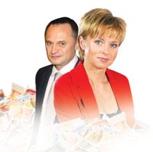 Jolanta Pieńkowska i Leszek Czarnecki – co ich do siebie przyciągnęło