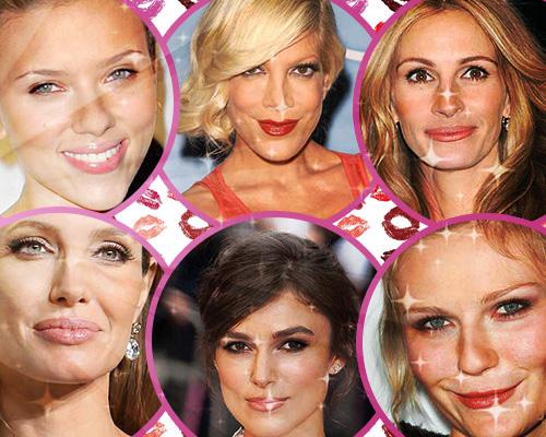 Usta zdradzają charakter kobiety!