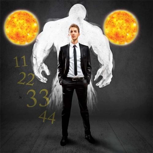 Liczby mistrzowskie - liczby władzy