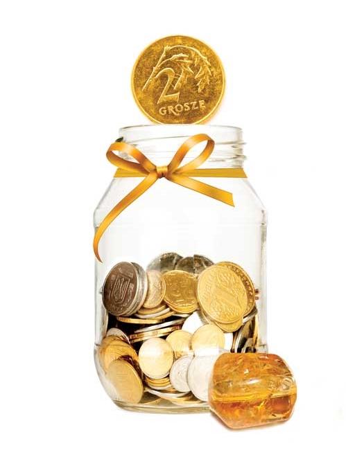 Szczęśliwe monety