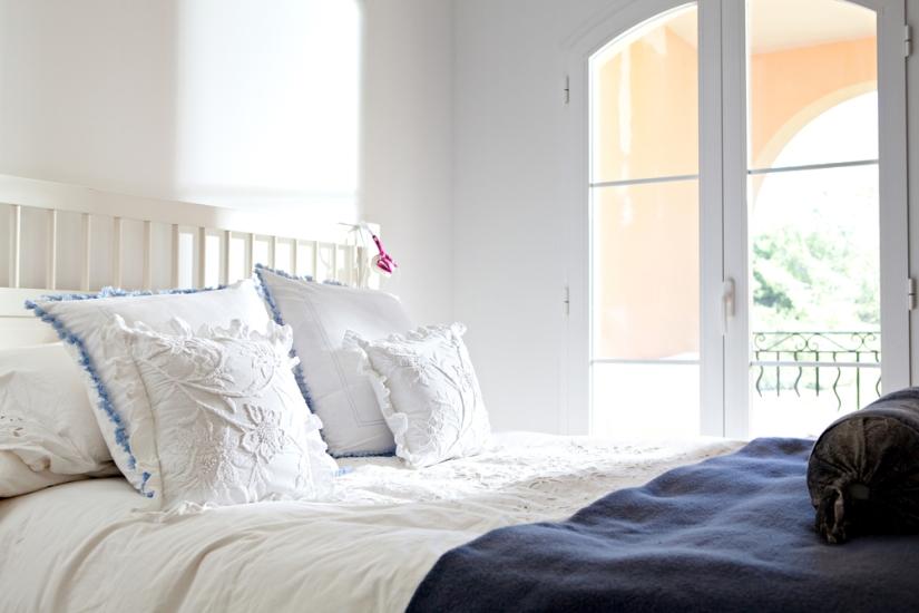 Idealna sypialnia wg feng shui