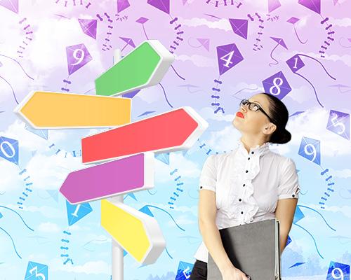 Chcesz rozwinąć skrzydła w pracy? Numerologia podpowie Ci ścieżkę kariery.