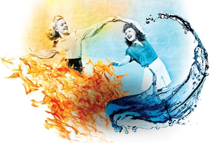 Letnie przesilenie: taniec ognia z wodą