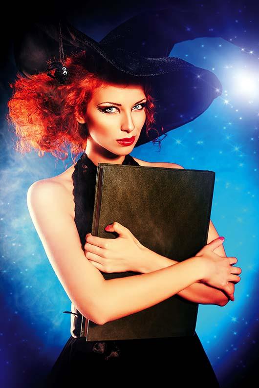 Ucz się piękna od czarownic