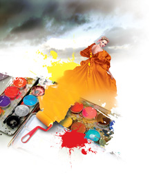 Tybetańska magia kolorów