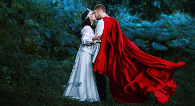 O trzech księżniczkach, które znalazły miłość