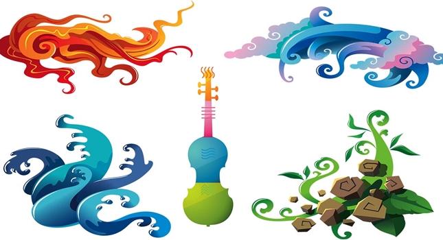 Żywioły natury i muzykoterapia