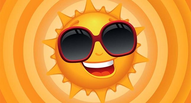 Bogactwo od słońca - magia przyciągająca pieniądze