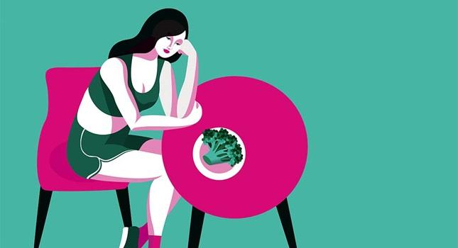 Jedzenie intuicyjne - odrzuć diety i chudnij!