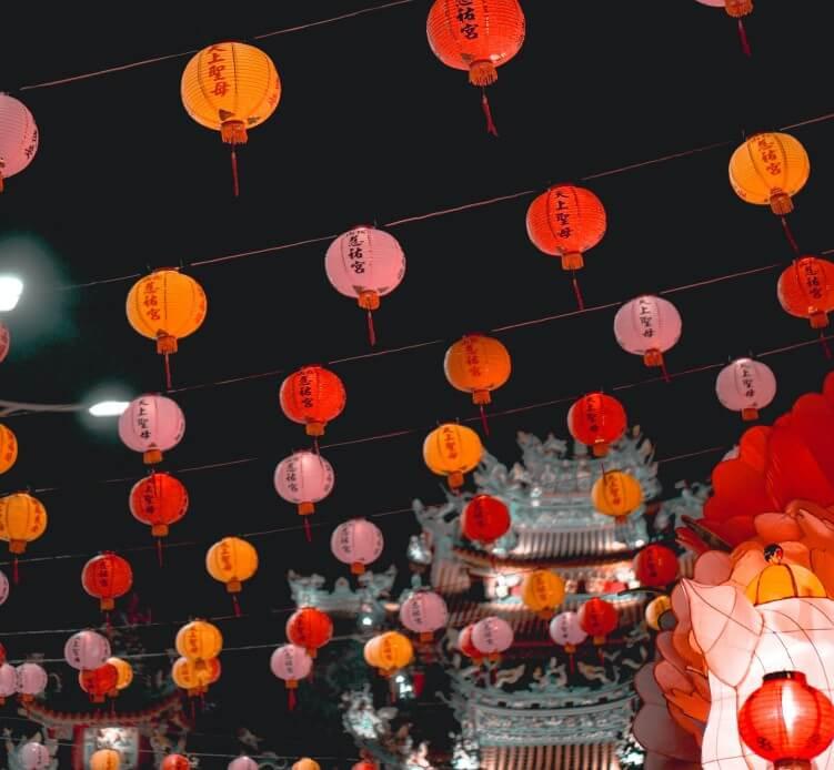 chiński nowy rok, horoskop chiński 2021, rok metalowego bawoła