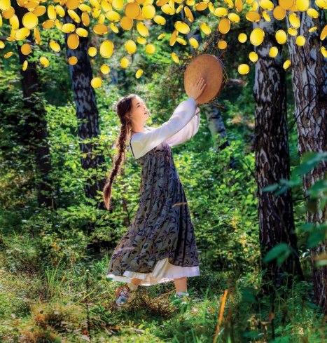 Taniec niesie wielką energię. Dzięki niemu możesz sięnawet wzbogacić!