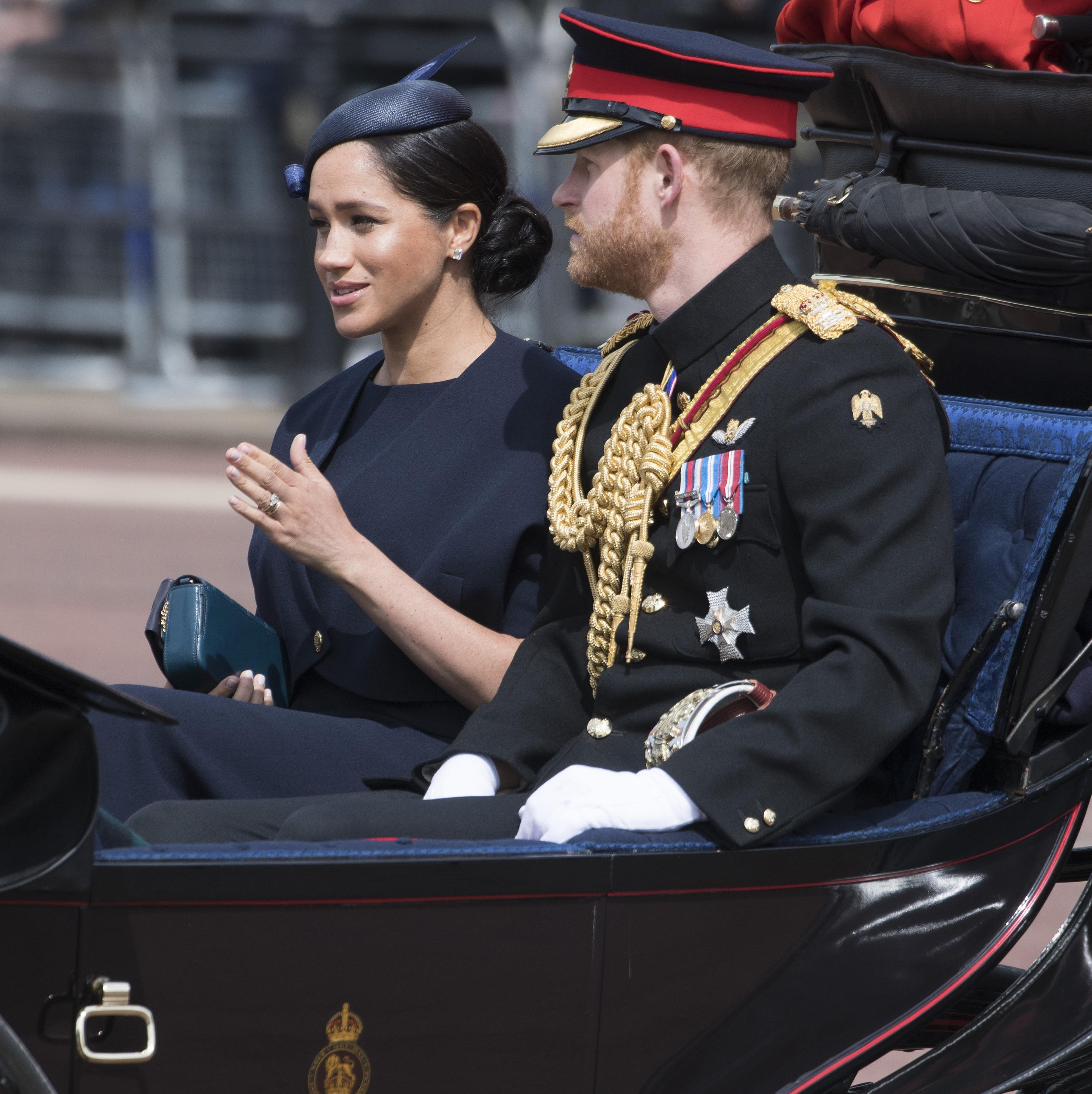 pierścionek, księżna meghan