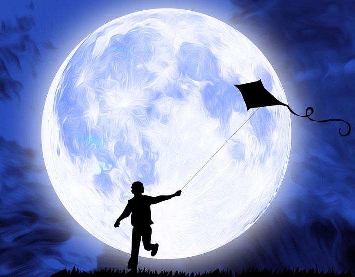 Pełnia w Strzelcu i zaćmienie Księżyca dająnam moc