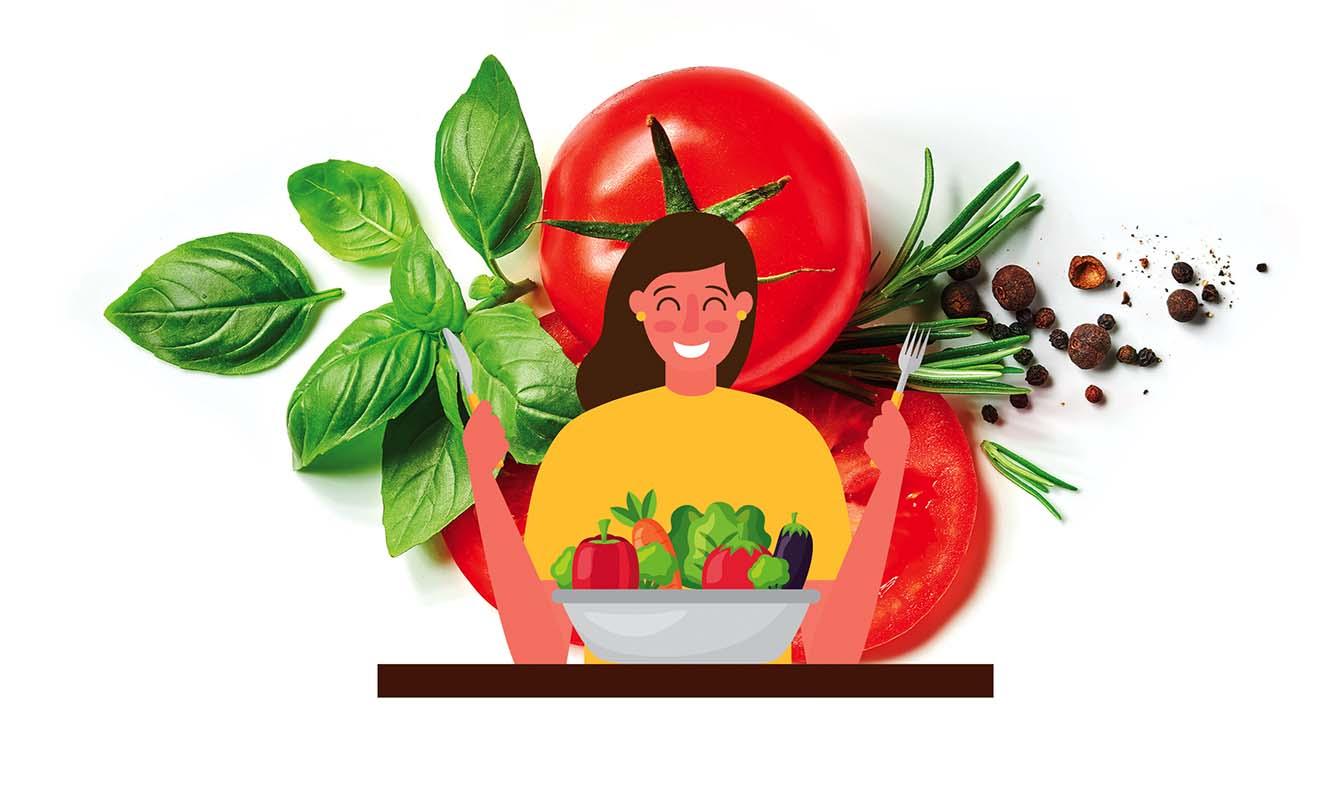 dieta, zdrowe jedzenie,