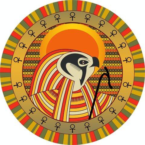 horoskop egipski, bogowie egipscy