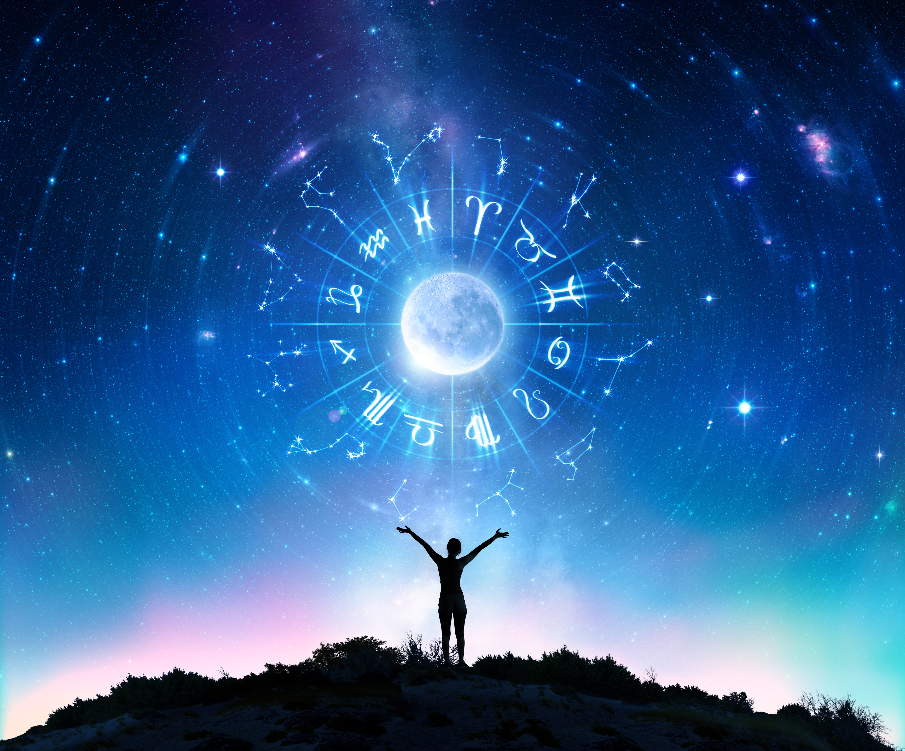 zodiak, horoskop, znaki zodiaku