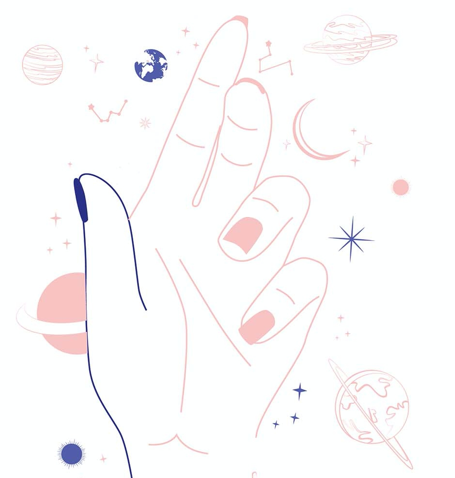 Twój kciuk powie, jaki jesteś!