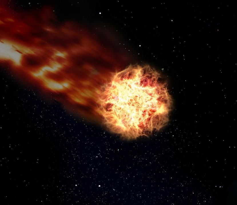 Kometa Neowise pomoże spełnić marzenia