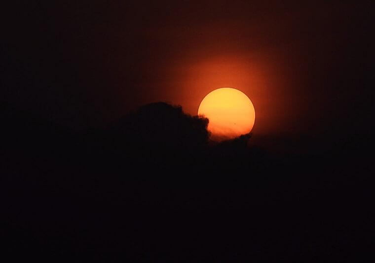 koniunkcja Słońca z Uranem, koniunkcja planet, planety