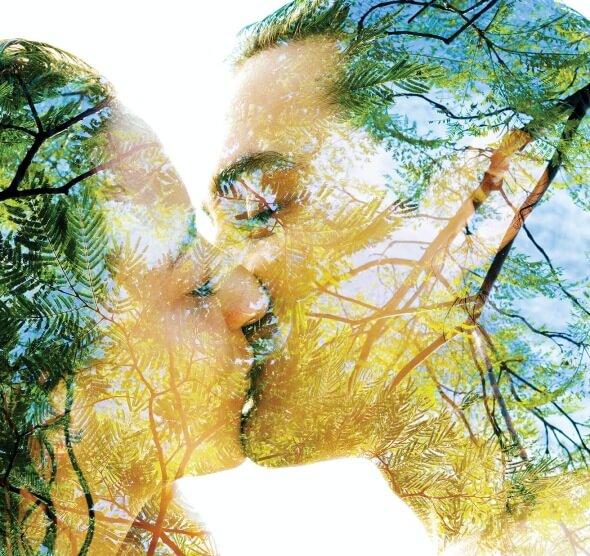 Na miłość pomoże tajemnamoc drzew!  Zobacz pod jakim się całować, a pod jakim zrywać!