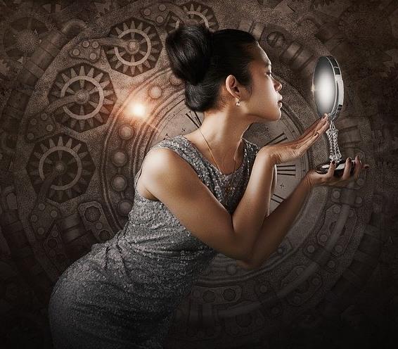 Magia lustra pomoże naprawić relacje w domu i pracy