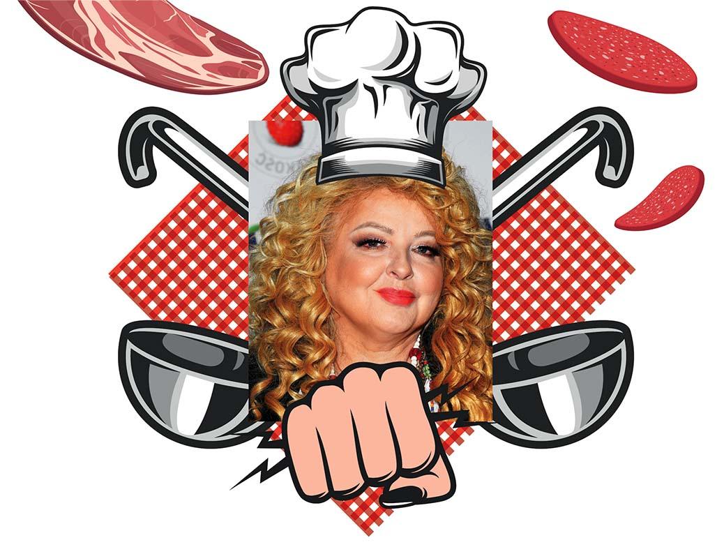 Królowa balu, kuchara  czy  kwoka?