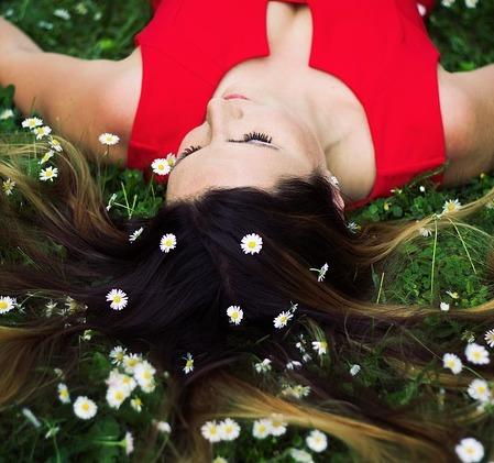 Zrób sobie przerwę na wiosenną medytację